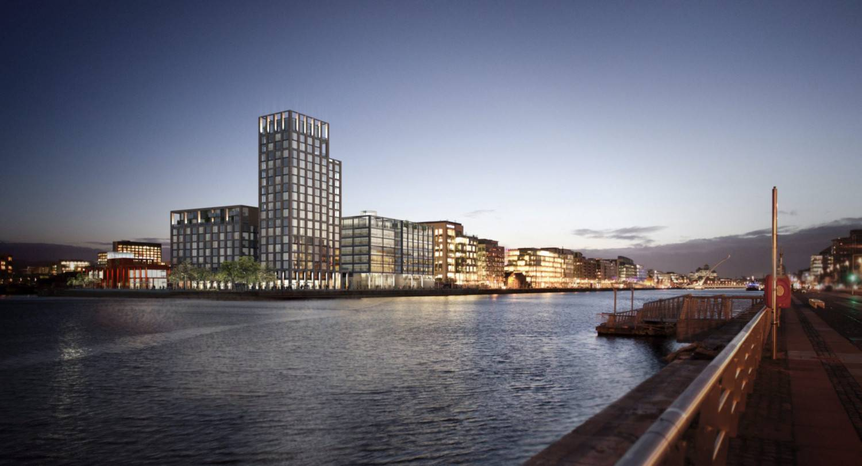 Commercial Construction - Capital Docks
