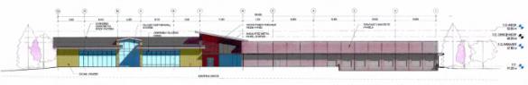 Apple Data Centre Construction