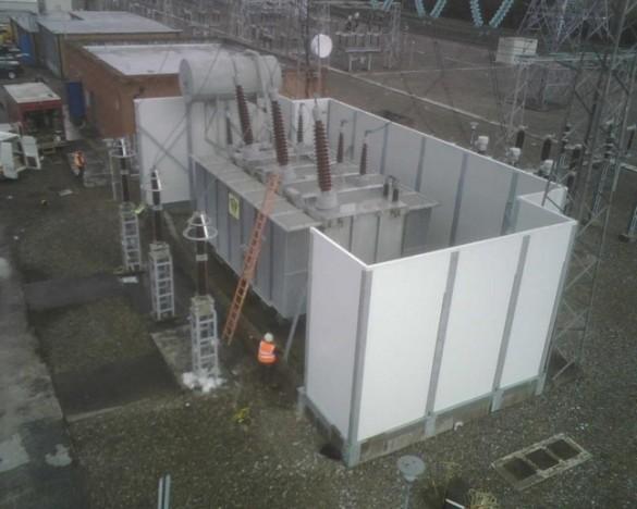 Ventac Knockraha ESB Project work